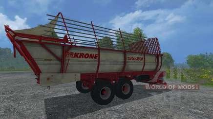 Krone Turbo 3500 para Farming Simulator 2015