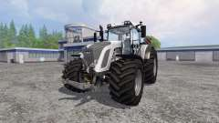 Fendt 933 Vario White Edition para Farming Simulator 2015