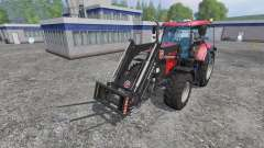 Case IH Puma CVX 160 FL [Ploughing Spec] para Farming Simulator 2015