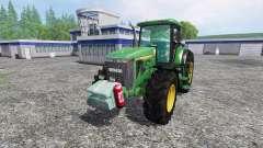 John Deere 8300 para Farming Simulator 2015