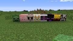 Mob Blocks para Minecraft