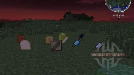 ExtraFunctions para Minecraft