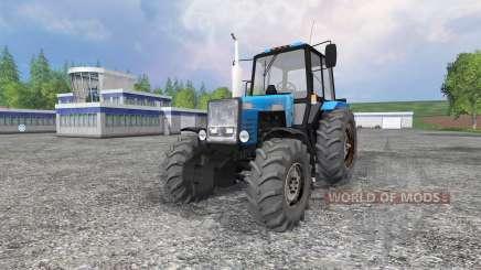 MTZ-1221 Belarusian v1.0 para Farming Simulator 2015