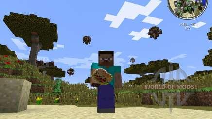 Subway Sandwiches para Minecraft
