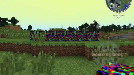 The Corrupted Sector para Minecraft