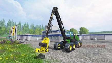 John Deere 1270E v3.0 para Farming Simulator 2015