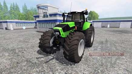 Deutz-Fahr Agrotron X 720 v3.0 para Farming Simulator 2015