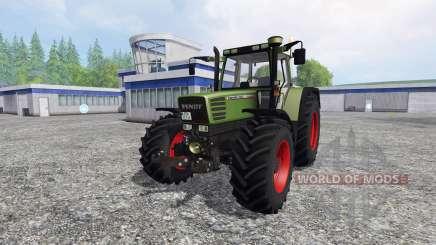 Fendt Favorit 515C Turbo para Farming Simulator 2015