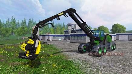 John Deere 1270E para Farming Simulator 2015