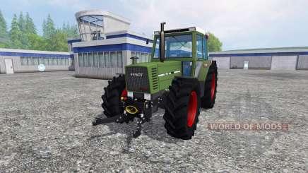 Fendt Farmer 310 LSA v2.0 para Farming Simulator 2015