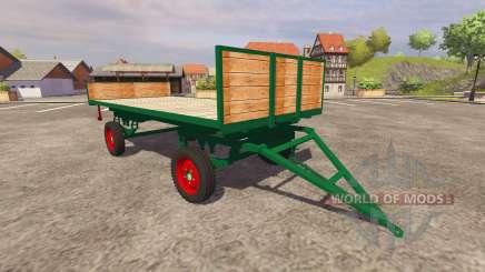 Trailer para fardos para Farming Simulator 2013