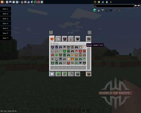 Superheroes Unlimited [1.6.4] para Minecraft
