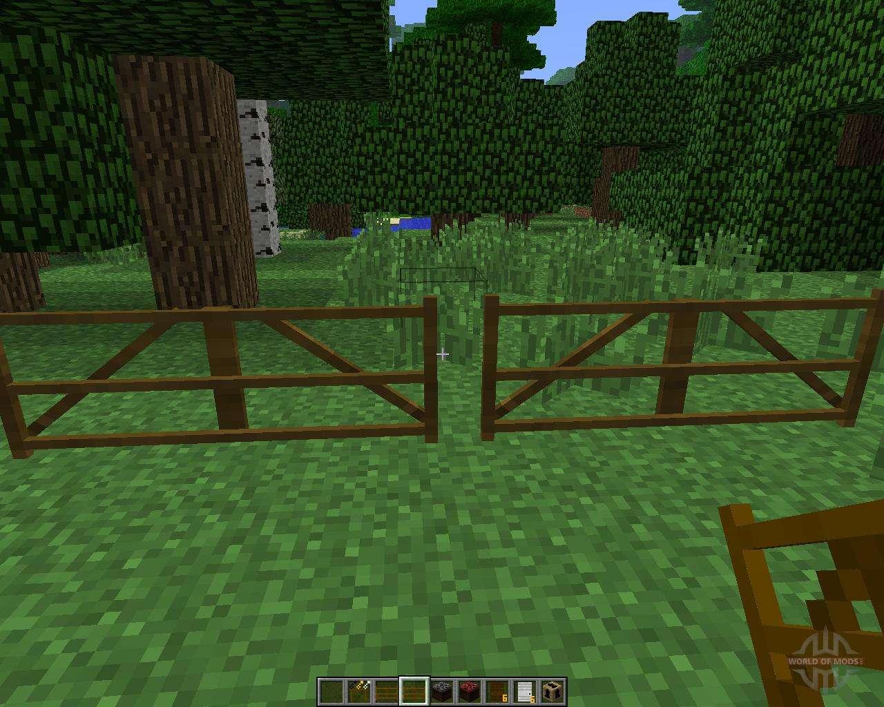 Tall Doors 1 6 4 Para Minecraft