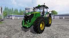 John Deere 7200R para Farming Simulator 2015