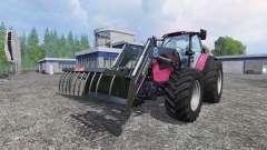 Deutz-Fahr Agrotron 7250 Forest Queen v2.0 pink