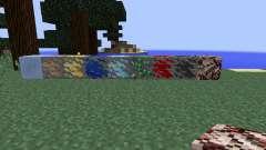 Dense Ores [1.8] para Minecraft