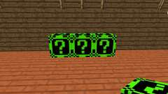 Lucky Block Dark Neon [1.7.10] para Minecraft