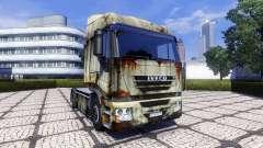 Pele Enferrujado na unidade de tracionamento Iveco Stralis para Euro Truck Simulator 2