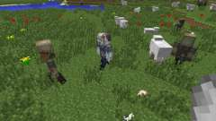 Walking Dead [1.6.4] para Minecraft
