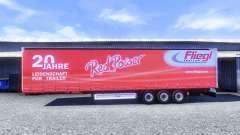 Peles em Fliegl semi-reboques para Euro Truck Simulator 2
