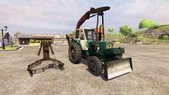 YUMZ-6L pegar carregador para Farming Simulator 2013