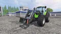 Deutz-Fahr Agrotron 7250 Forest King v2.0 green