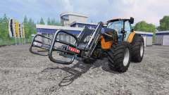 Deutz-Fahr Agrotron 7250 Forest King v2.0 orange