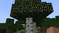 Fast Leave Decay [1.8] para Minecraft