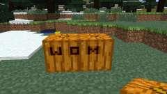 Pumpkin Carvier [1.6.4] para Minecraft
