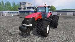 Case IH Magnum CVX 380 RowTrac v1.2 para Farming Simulator 2015