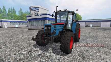 Eicher 2090 Turbo v2.1 para Farming Simulator 2015