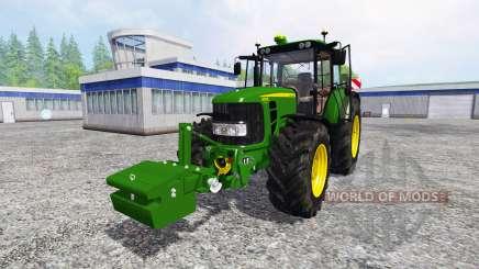 John Deere 6930 Premium [fixed] para Farming Simulator 2015