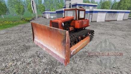 DT-75 floresta para Farming Simulator 2015