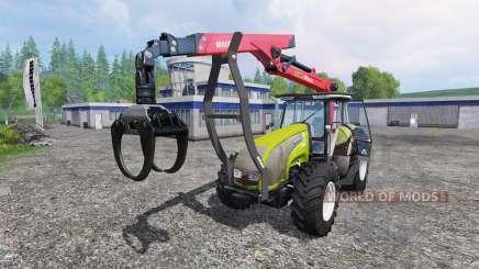 Valtra T140 Forest para Farming Simulator 2015