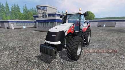 Case IH Magnum CVX 340 Silver Edition v1.0.2 para Farming Simulator 2015