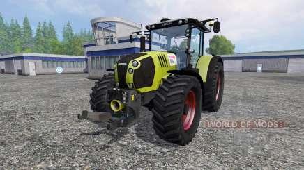 CLAAS Arion 650 v1.5 para Farming Simulator 2015
