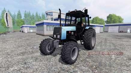 MTZ-Bielorrússia 1025 v2.0 para Farming Simulator 2015