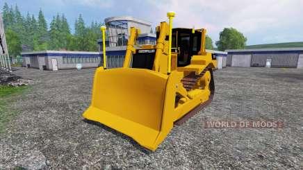 Caterpillar D7R para Farming Simulator 2015