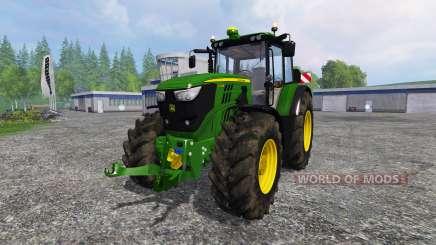 John Deere 6170M para Farming Simulator 2015