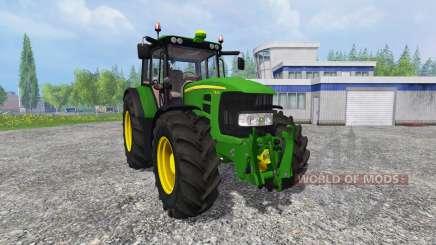 John Deere 7430 Premium full para Farming Simulator 2015