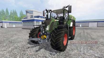 Fendt 718 Vario v4.0 para Farming Simulator 2015