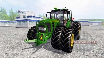 John Deere 6930 Premium [washable] para Farming Simulator 2015