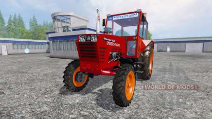 UTB Universal 650 model 2002 para Farming Simulator 2015