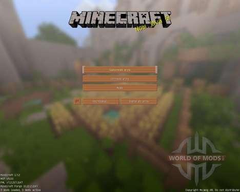 Dandelion [32x][1.7.2] para Minecraft