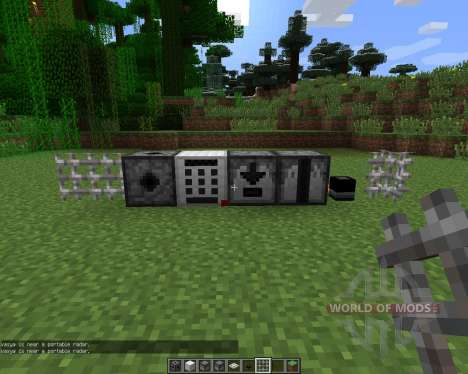 SecurityCraft [1.6.2] para Minecraft