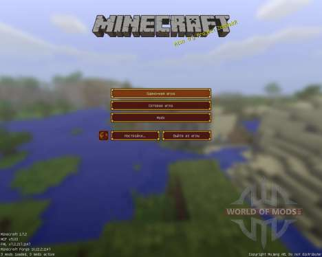 Dusk [16x][1.7.2] para Minecraft