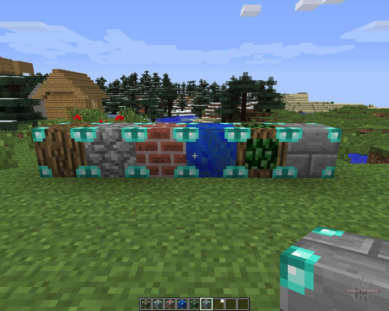 Insta House [11.11.11] para Minecraft