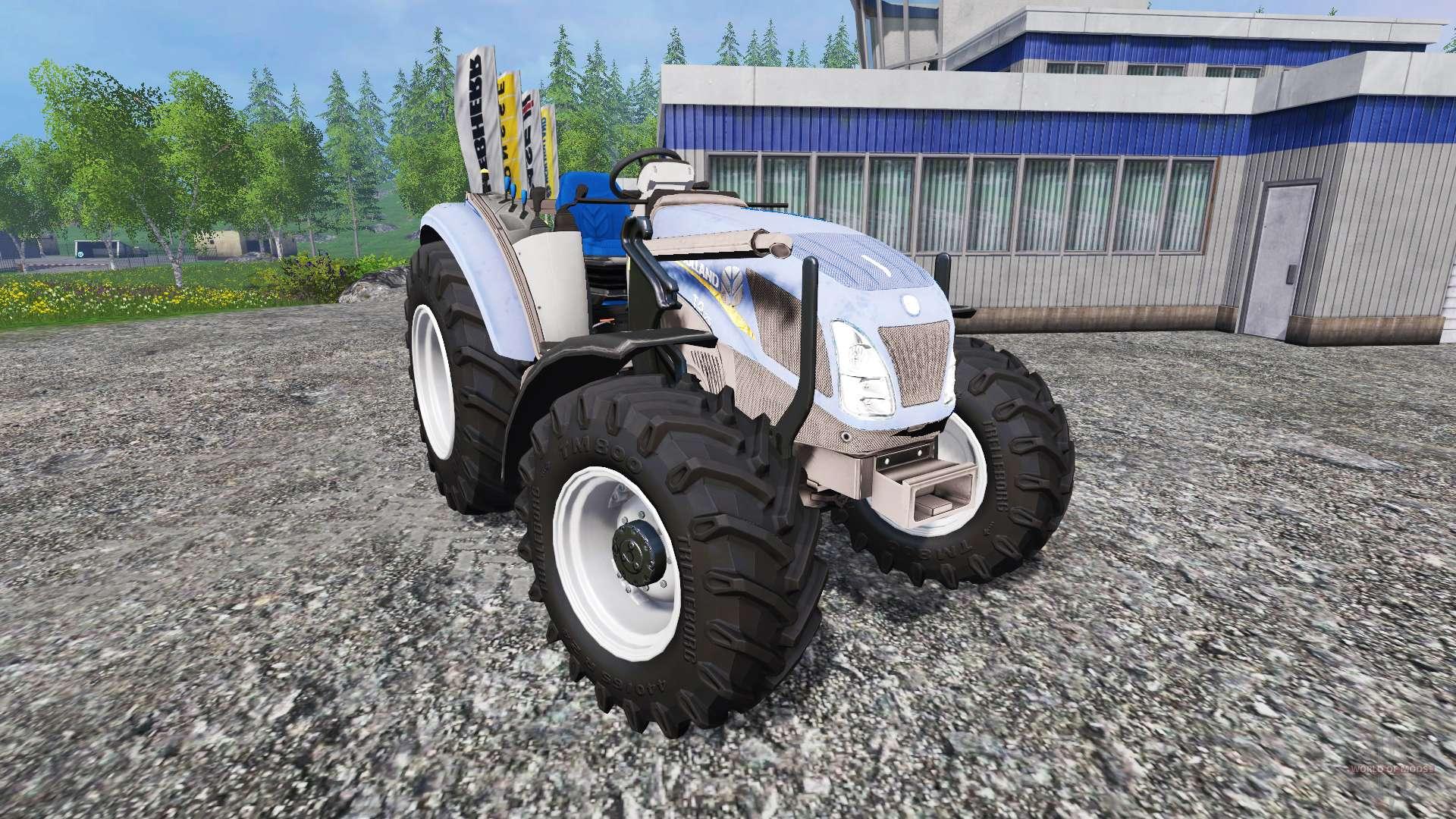 New Holland T4 75 Garden Edition V2 0 Para Farming Simulator 2015