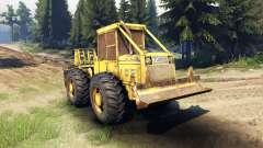 LKT 81 Turbo para Spin Tires