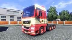 Pele Torben rafn no caminhão HOMEM para Euro Truck Simulator 2
